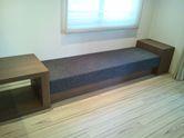 家具付きソファーベンチ【造作家具】